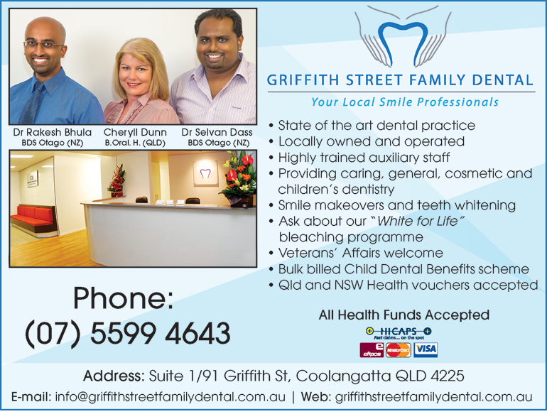Cheryll Dunn Griffith Street Family Dental