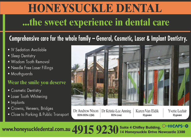 Honeysuckle Dental - Dentist Find