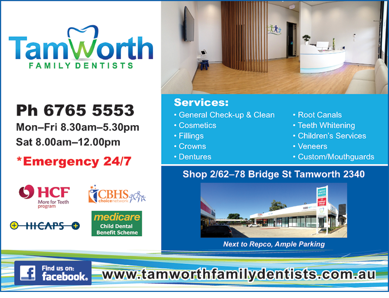 Tamworth family Dentists