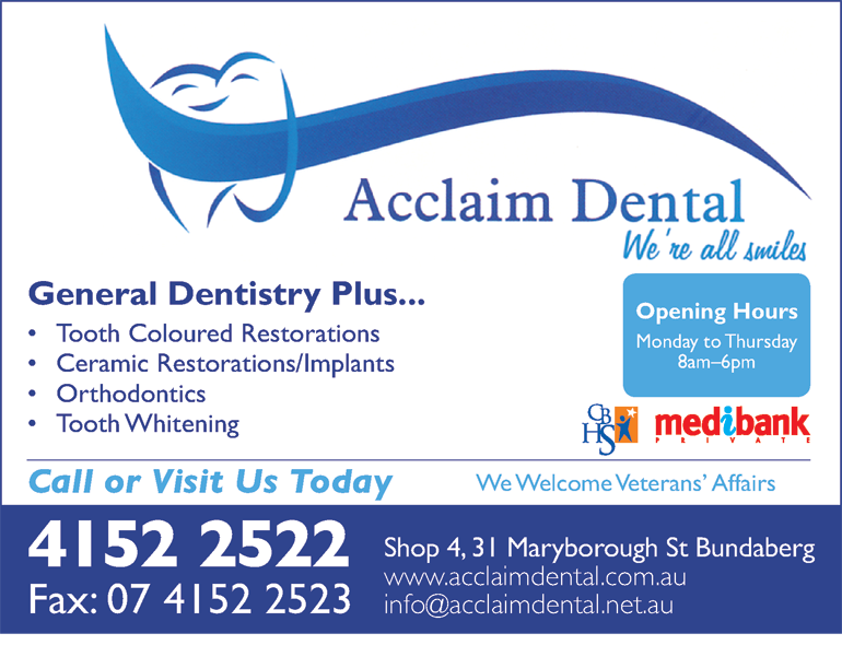 acclaim dental