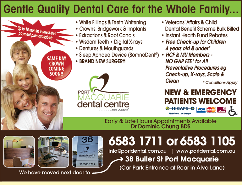 Port Macquarie Dental Centre