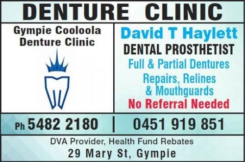 Gympie Cooloola Denture Clinic