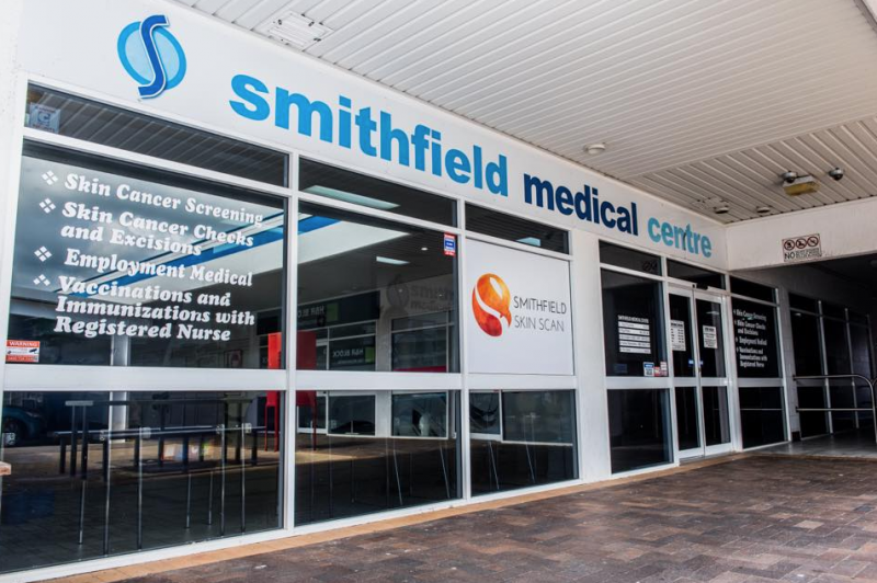 Smithfield Medical Centre (now called SmartClinics)