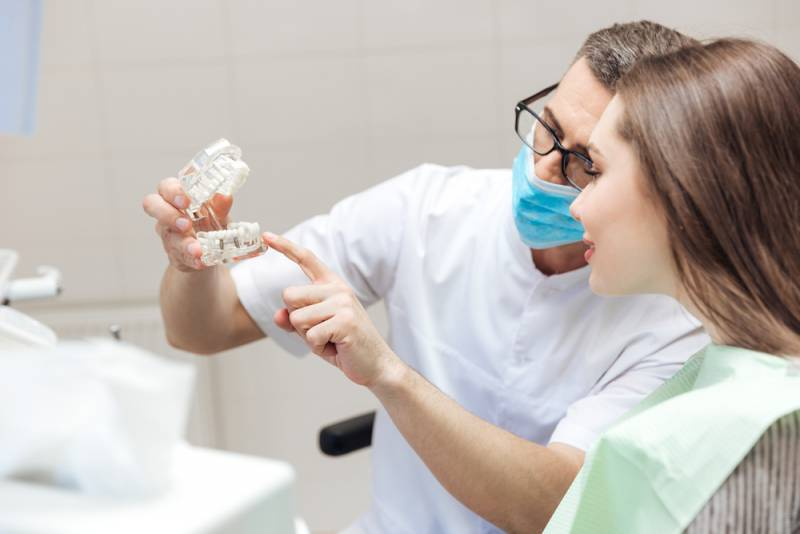 Cosmetic Denture Services–Ray Kurtz